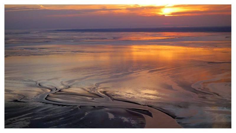 north sea & baltic sea /germany.