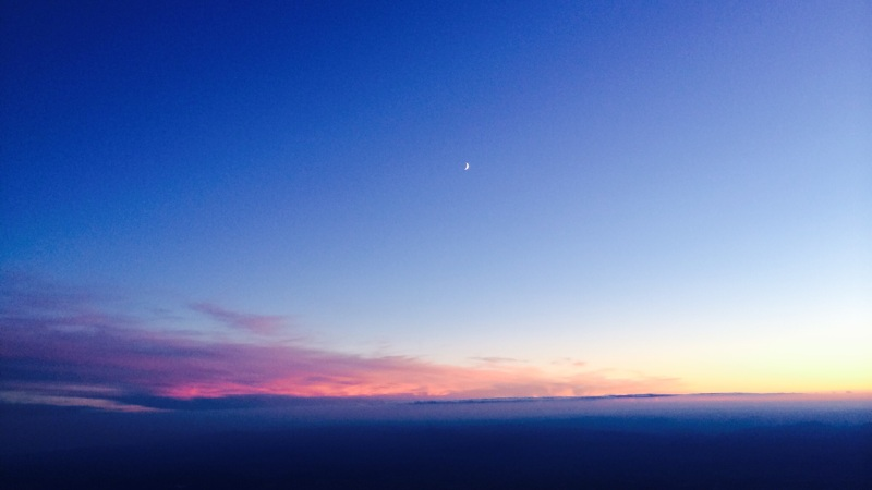 sunset /alès.