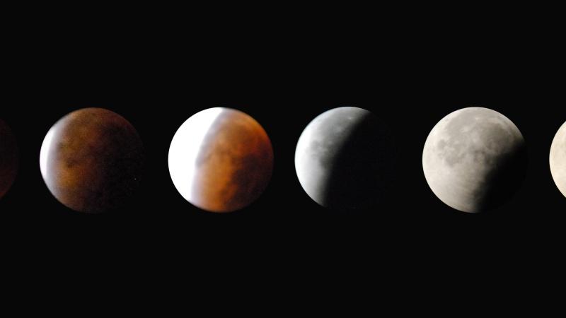 supermoon · lunar eclipse · harvestmoon.